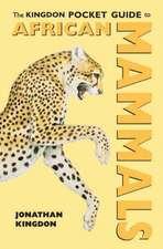 Kingdon, J: African Mammals