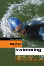 Triathlon Training: Swimming