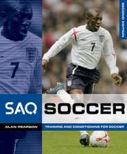 SAQ Football: Speed, agility and quickness for football
