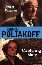 Joe's Palace' and 'Capturing Mary'