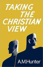 Taking the Christian View