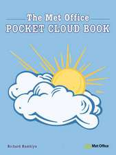 Hamblyn, R: The Met Office Pocket Cloud Book