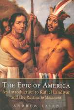 The Epic of America: An Introduction to Rafael Landivar and the Rusticatio Mexicana
