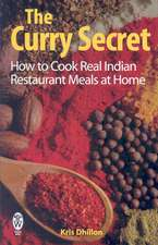The Curry Secret