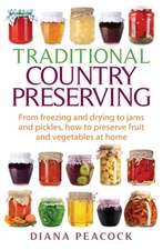 Traditional Country Preserving