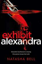 Exhibit Alexandra: This is no ordinary psychological thriller