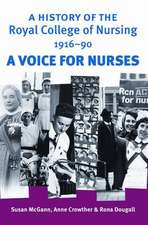 History of the Royal College of Nursing 1916-90