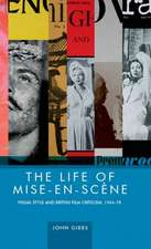 The Life of Mise-en-scene