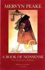 A Book of Nonsense:  A Memoir