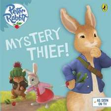Peter Rabbit Animation: Mystery Thief!