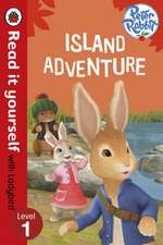 Peter Rabbit: Island Adventure - Read it yourself with Ladybird: Level 1