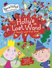 Holly's Lost Wand - A Search-and-Find Book