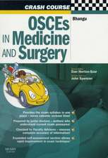 OSCE in Medicine and Surgery