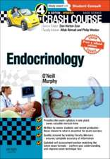 Crash Course Endocrinology: Updated Print + E-book Edition