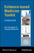 Evidence–Based Medicine Toolkit
