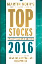 Top Stocks 2016: A Sharebuyer′s Guide to Leading Australian Companies