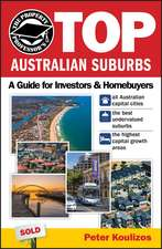 The Property Professor′s Top Australian Suburbs: A Guide for Investors and Home Buyers