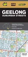 Geelong Suburban Streets 1 : 30 000