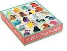 Avian Friends 1000 Piece Puzzle