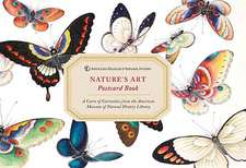 American Museum of Natural History Nature's Art Postcard Book