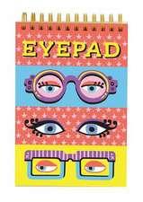 Eye Pad Lenticular Notepad