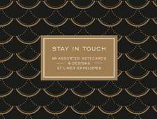 Stay in Touch Assorted Notecards