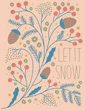 Winter Gardens Embellished Notecards