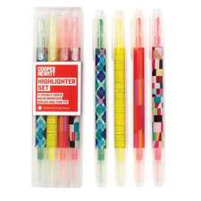 Cooper Hewitt Highlighter Set