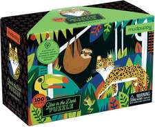 Rainforest Glow in the Dark Puzzle