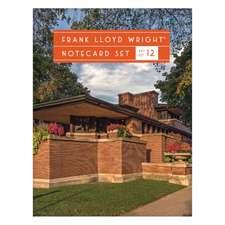 Frank Lloyd Wright Portfolio Notes
