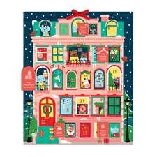 Christmas Apartment Advent Calendar