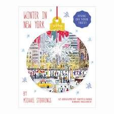 Michael Storrings Ornaments Shaped Notecards