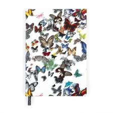 Christian LaCroix Heritage Collection Butterfly Parade A5 Layflat Notebook