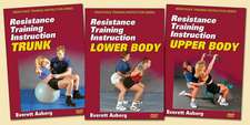 Resistance Training Instruction Complete Collection