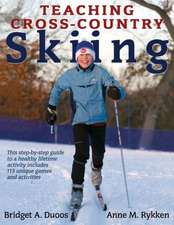 Teaching Cross-Country Skiing