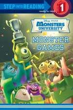 Monster Games