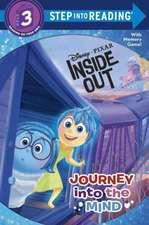 Journey Into the Mind (Disney/Pixar Inside Out)