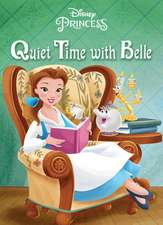 Quiet Time with Belle