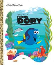 Finding Dory (Disney/Pixar Finding Dory) ( Little Golden Book )