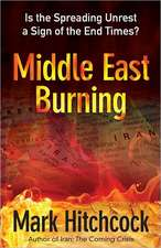 Middle East Burning:  Is the Spreading Unrest a Sign of the End Times?