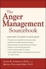 The Anger Management Sourcebook
