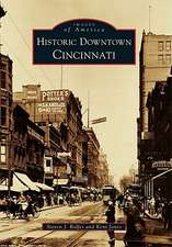 Historic Downtown Cincinnati