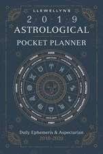 Llewellyn's 2019 Astrological Pocket Planner