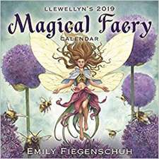 Llewellyn's 2019 Magical Faery Calendar