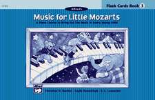 Music for Little Mozarts Flash Cards: Level 3, Flash Cards