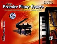 Premier Piano Course Lesson Book, Bk 1a: Universal Edition, Book & CD