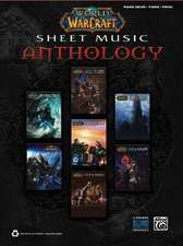 World of Warcraft Sheet Music Anthology: Piano Solos/Piano/Vocal