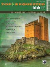 Top-Requested Irish Sheet Music:  21 Popular and Traditional Favorites (Piano/Vocal/Guitar)