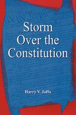 Storm Over the Constitution