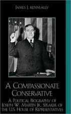 A Compassionate Conservative